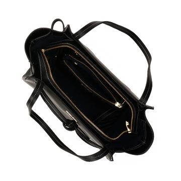 Samantha Thavasa 抽绳手提包 黑色