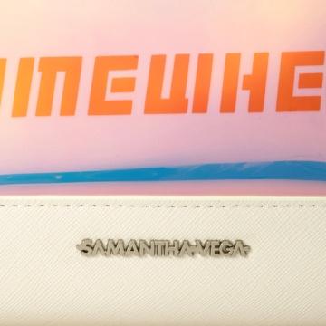 Samantha Vega 极光圆环手袋 白色