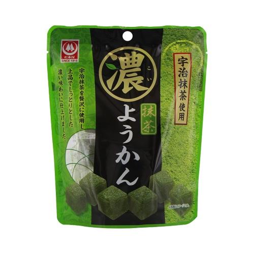 SUGIMOTOYASEIKA 杉本屋制果 浓厚抹茶味羊羹 90g