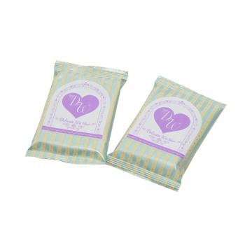 UNICHARM 尤妮佳 SOFY 苏菲 女性私处护理清洁湿巾 清新香型 12枚