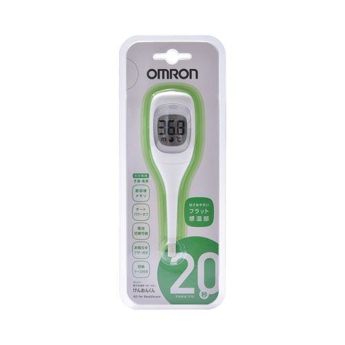 OMRON 欧姆龙 腋下用电子体温计 MC-681 1个