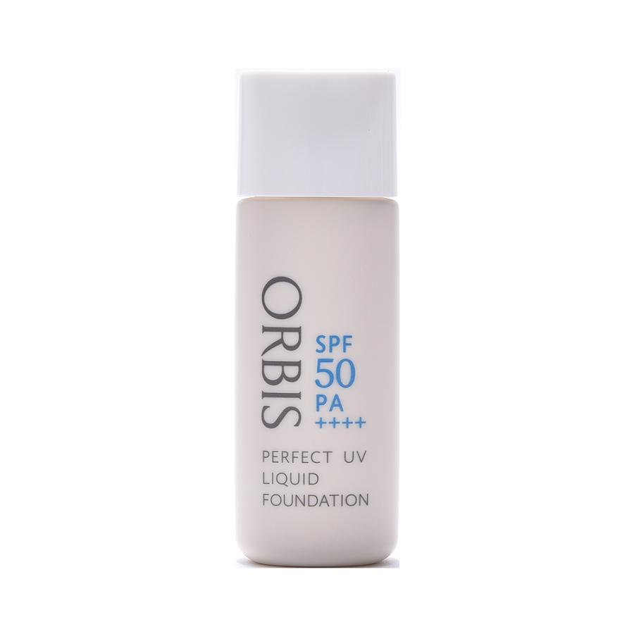 【临期促销】ORBIS 奥蜜思 致臻无瑕防晒粉底液 白皙肤色 30ml