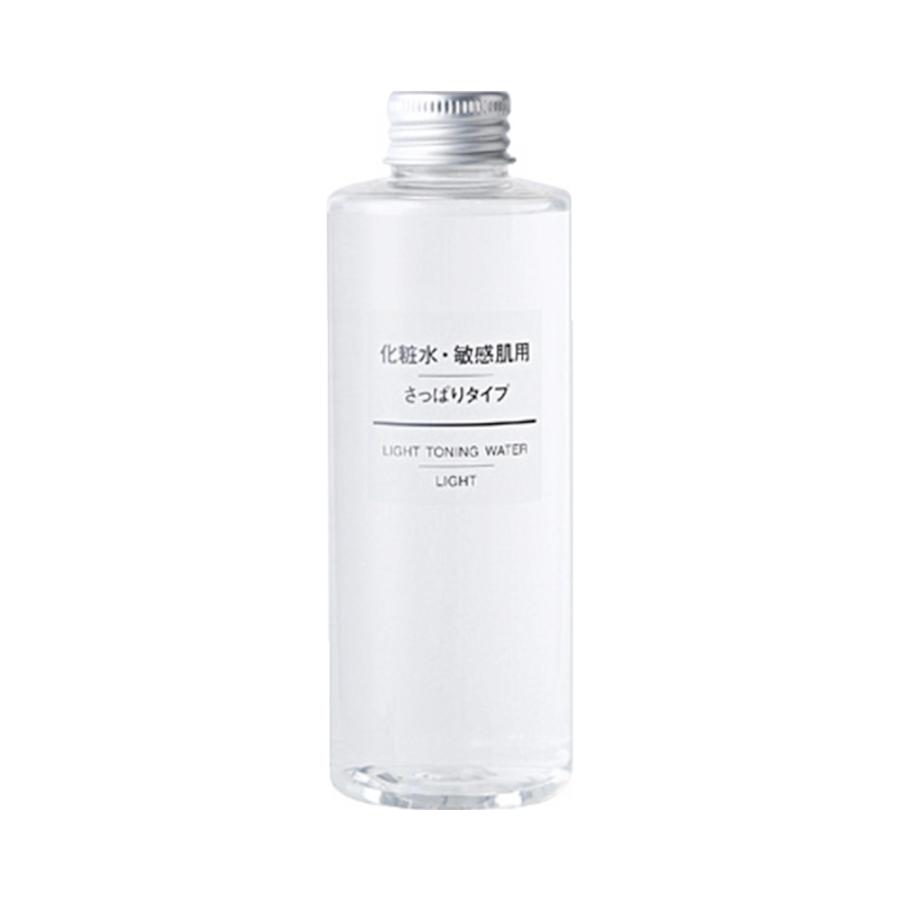 MUJI 无印良品 敏感肌用保湿化妆水 清爽型 200mL