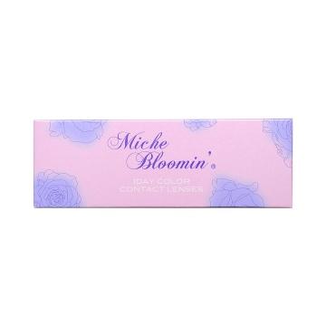 Miche Bloomin 日抛美瞳 洁白茉莉色 30枚 ±0.00