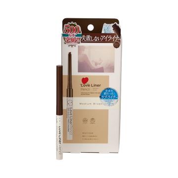 MSH LoveLiner 防水不晕染顺滑眼线胶笔 Medium Brown 中棕色  0.1g