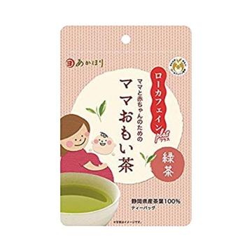AKAHORI 赤堀商店 低咖啡因绿茶  3gx15袋