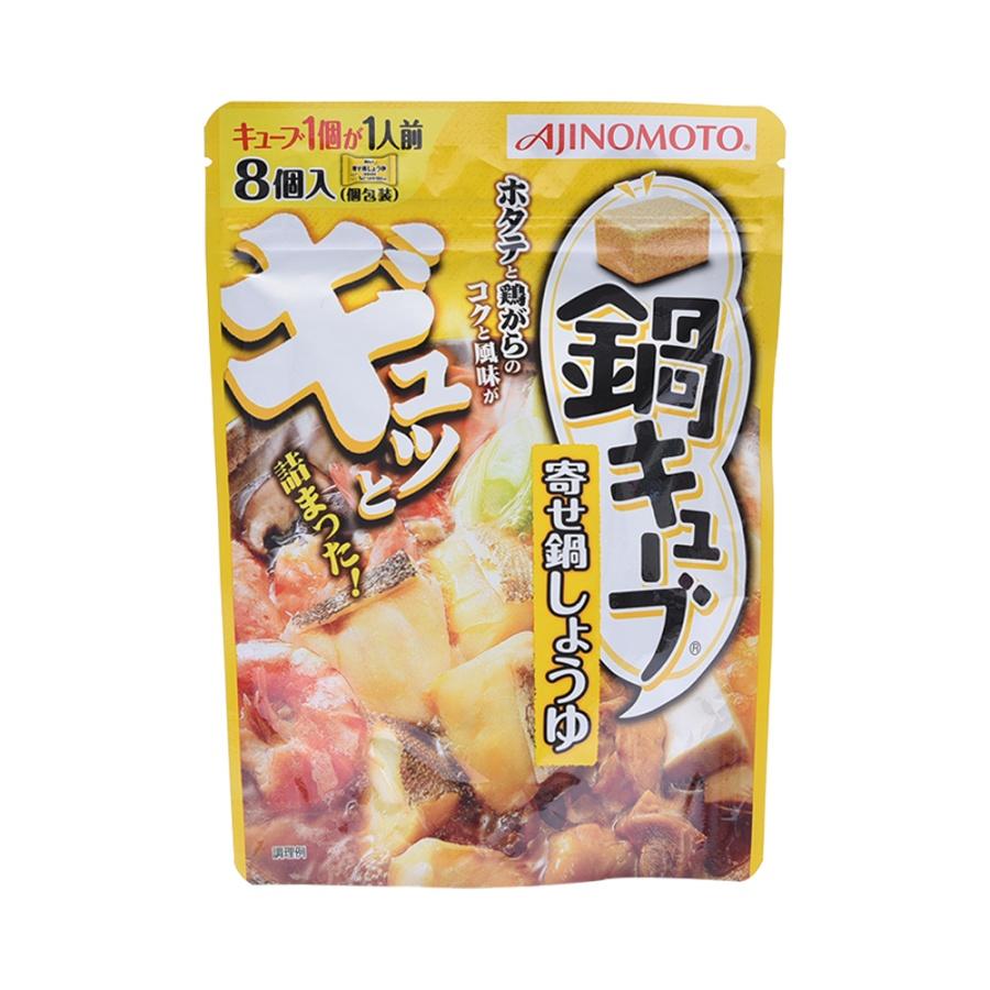 AJINOMOTO 味之素 什锦火锅酱油 66g