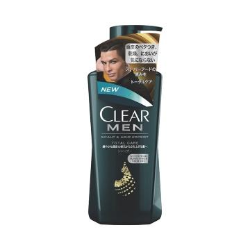 unilever 联合利华 清扬 头皮护理保湿洗发水 350g