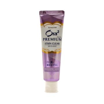 SUNSTAR Ora2皓乐齿 强效去牙渍牙膏 芳香薄荷 100g