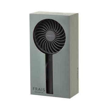 Francfranc 两用充电式便携电风扇 灰色 1个