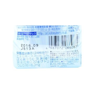 KOBAYASHI 小林制药 清新口气含片 薄荷味 24片