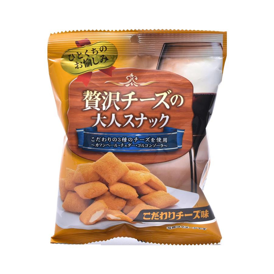 KIKUYA 菊屋 休闲零食芝士脆片 35g
