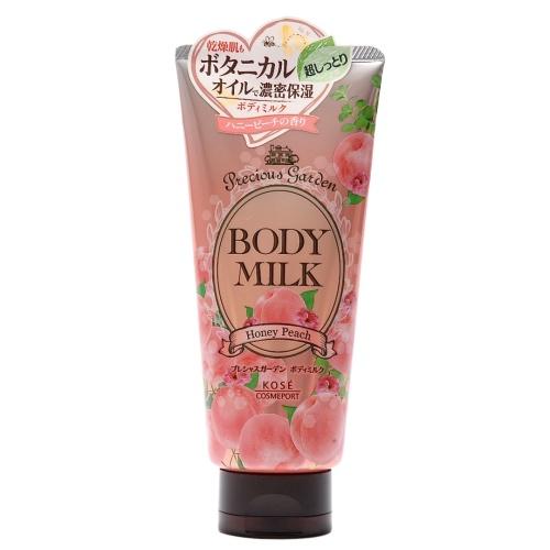 KOSE 高丝 秘密花园身体乳 蜂蜜桃子香 200g