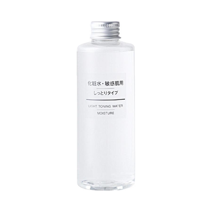 MUJI 无印良品 敏感肌用保湿化妆水 滋润型 200mL