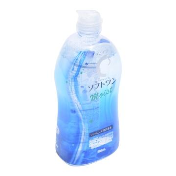 ROHTO 乐敦 C3隐形眼镜护理液 保湿款 500ml*2瓶
