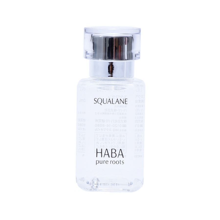 HABA 鲨烷美容油SQ油精油保湿补水 30ML
