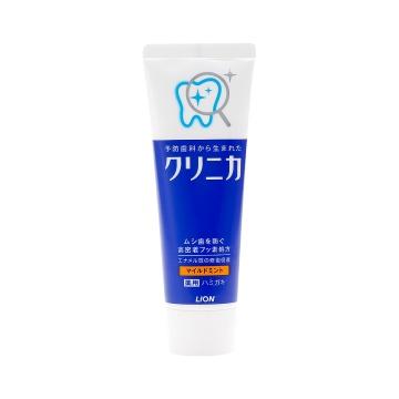 LION 狮王 CLINICA酵素洁净美白牙膏 130g