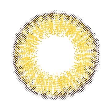 Miche Bloomin 日抛美瞳 自然裸色 10枚 -4.25
