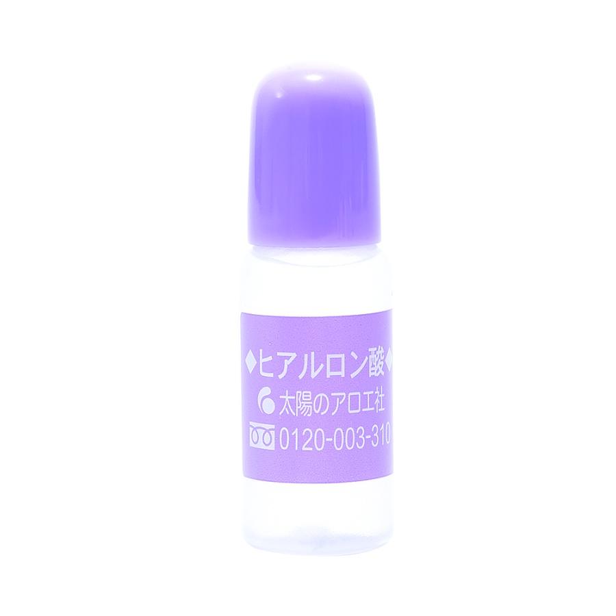 ALOE 太阳社 玻尿酸透明质酸原液高效保湿 10ML