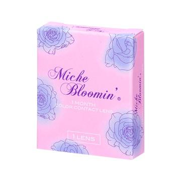 Miche Bloomin 月抛美瞳 Chamois Muse 2枚 ±0.00