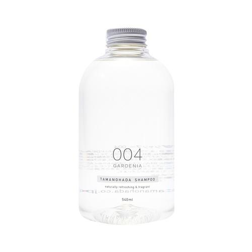 TAMANOHADA 玉肌 无硅植物精华洗发水 004 栀子花香 540ml