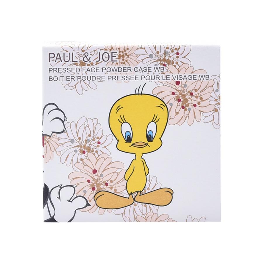 PAUL & JOE 限量版粉饼盒  WB 002崔弟 1个