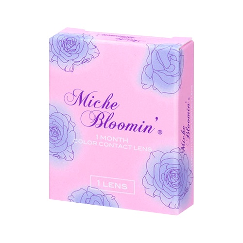 Miche Bloomin 月抛美瞳 Chamois Muse 1枚 -4.75