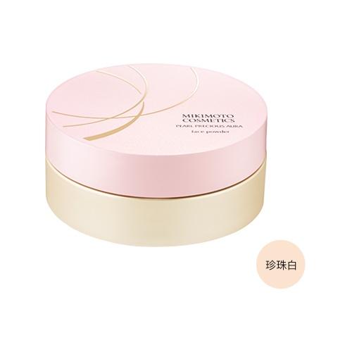 MIKIMOTO COSMETICS 珍珠光彩养肤蜜粉 20g(珍珠白)