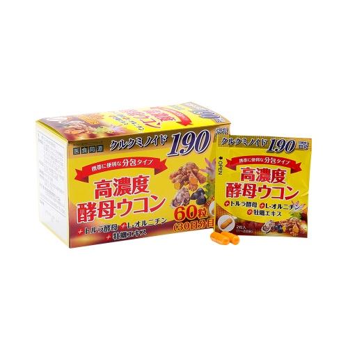 ISDG 医食同源 姜黄解酒便携装 30包