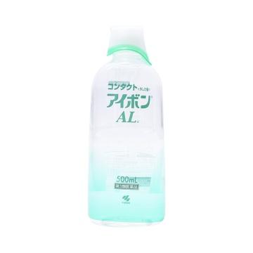 KOBAYASHI 小林制药 除花粉灰尘洗眼液 绿色 清凉度4 500ml