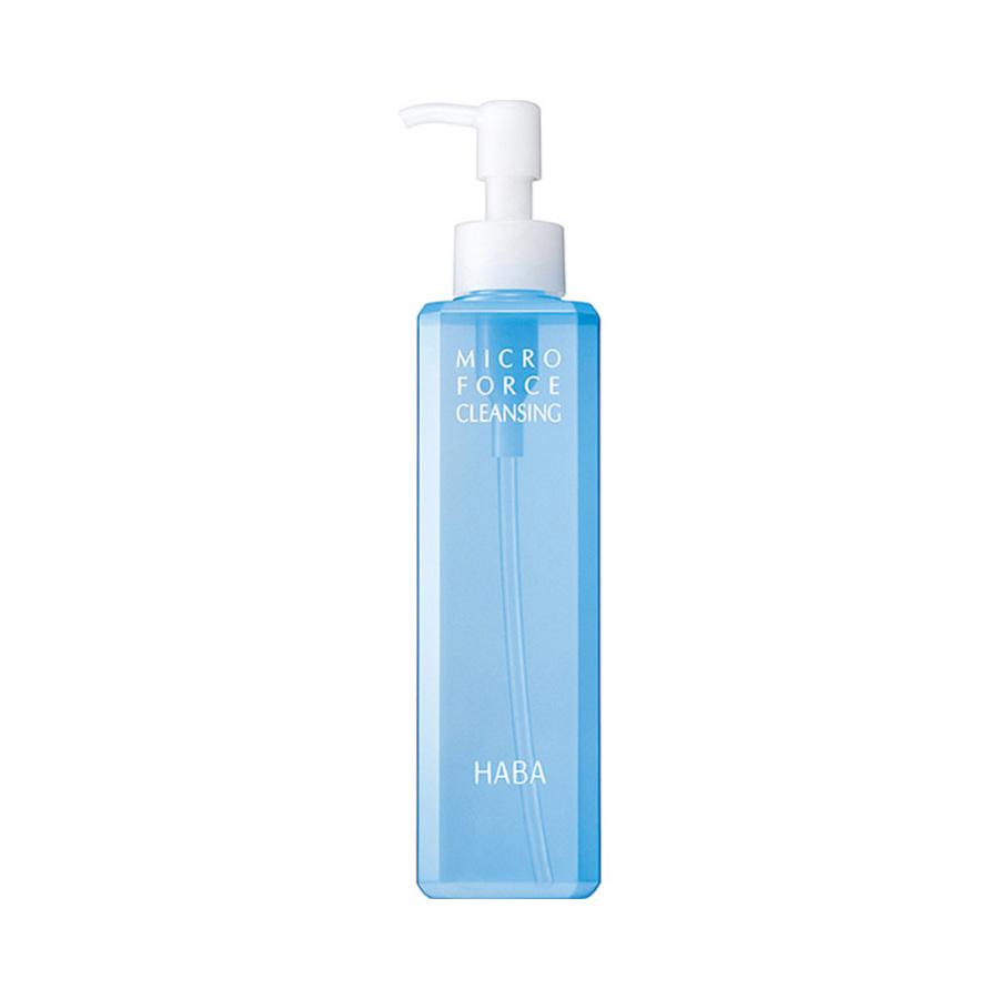HABA 微粒子强效卸妆洁面水 240ml 1个