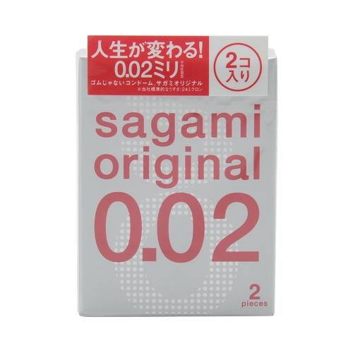 SAGAMI 相模 002原创避孕套 超薄型 2个