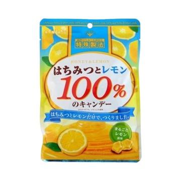 senjakuame 扇雀饴本铺 蜂蜜糖 柠檬味 50g