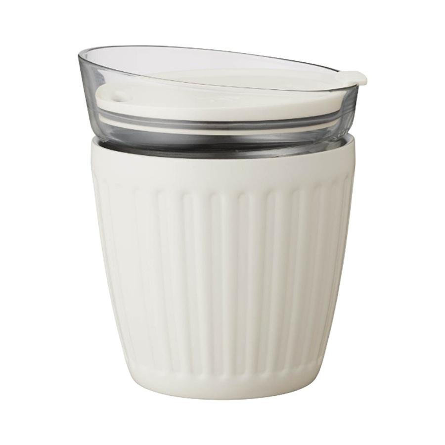 DOSHISHA 同志社 真空双层构造保温杯 白色 180ml