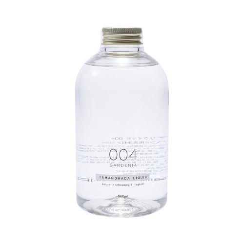 TAMANOHADA 玉肌 无硅油沐浴露 004 栀子花 540ml