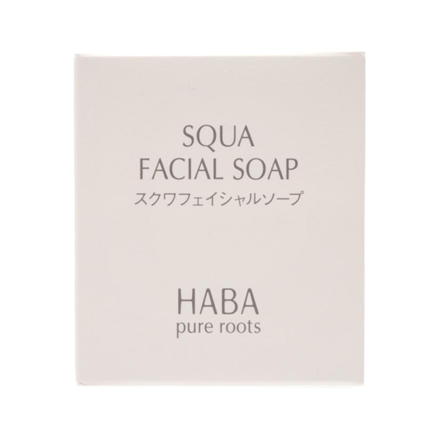 HABA 角鲨烷洁面皂 100g