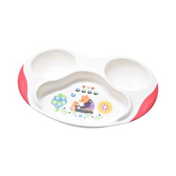RICHELL 利其尔 婴儿餐盘套装 KS-1 MR一套